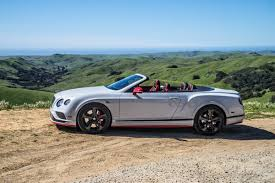 bentley 2017 convertible epic roadtrip from la to san francisco in a bentley gt speed
