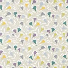 Scion Curtain Fabric Scion Noukku A Naïve Floral Trail Fabric Design Characterised By