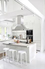 34 Timelessly Elegant Black And White Kitchens Digsdigs by 67 Best All White Kitchens Images On Pinterest White Kitchens