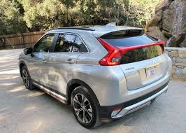 new mitsubishi eclipse eclipse cross makes mitsubishi debut in la insidetoronto com