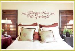 bedroom wall decor wall letters words and quotes by wisedecor