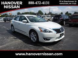 nissan altima 2015 oil change price featured vehicles at hanover nissan in hanover