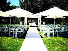 wedding ceremony layout ceremony layout bon amis oasis deck weddings bon amis