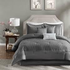Modern Bed Comforter Sets Madison Park Trinity 7 Piece Comforter Set Ebay