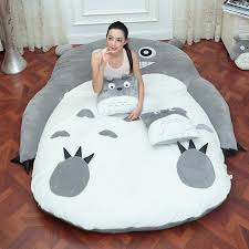 My Neighbor Totoro Single Sofa 4 Sizes Large Totoro Single And Double Bed Mat U2013 Totoro Store