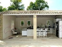 cuisine d été aménagement amenagement cuisine d ete amenagement petit jardin avec piscine 8