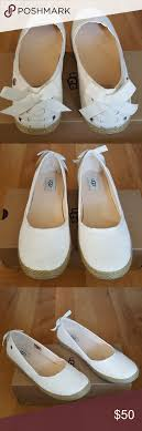 ugg womens indah shoes white ugg flat shoes corset wraps and
