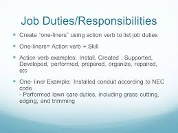 resume building and job interview mr slusher employment job