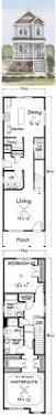 long narrow floor plans best 25 narrow house plans ideas on