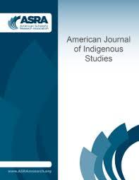 design studies journal template american journal of indigenous studies american scholarly research