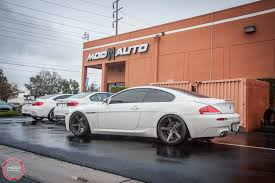bmw m6 modified m maintenance modded bmw m6 v10 gets an oil change