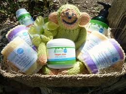 baby basket gifts deluxe baby gift basket soap the earth all things malibu