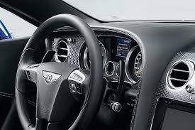 bentley gt3 interior new 2013 continental gt speed coupe with 616hp is fastest