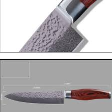 8 inch classic design sharp vg10 damascus steel kitchen knife