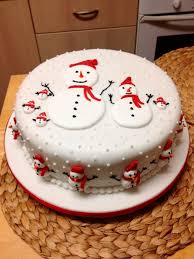 Royal Icing Decorations For Cakes The 25 Best Christmas Cake Decorations Ideas On Pinterest