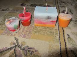 Make Candles Mashed Potatoes And Crafts Handmade Party Candles