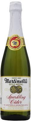 bulk sparkling cider martinelli s gold medal sparkling cider 25 4 oz