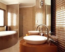 mosaic tile bathroom ideas home design interior