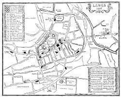 the borough of lewes introduction and history british history