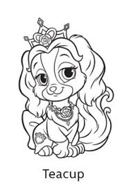 disney u0027s princess palace pets free coloring pages printables
