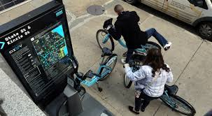 Divvy Bike Map Chicago by Chicago Is Overpaying For Divvy Chicago Tribune