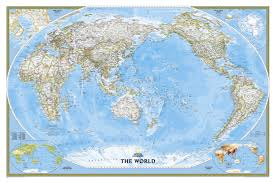 Asia World Map by Political World Map Pacific Rim Large Size World Maps