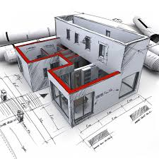 Autocad 3d House Drawings Free Download Sles Dwg Architecture Autocad 3d House Plans