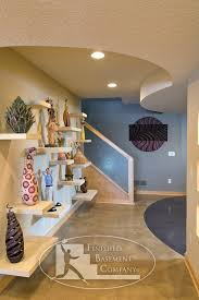 Basement Stairs Decorating Ideas Home Design Ideas and