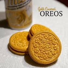 how to make gold covered oreos we u0027re calling shenanigans