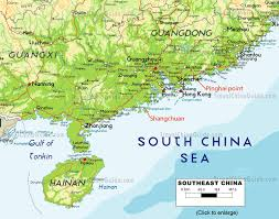 Map Of Southeastern States by China Map Virtual Tour Maps Of Beijing Shanghai Xian Guilin