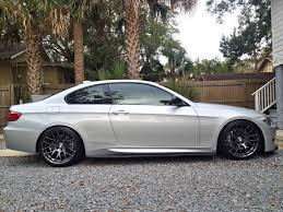bmw modified my new 2011 bmw 335is tastefully modified cars