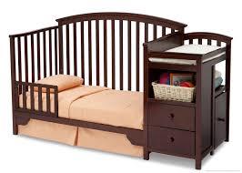 Espresso Baby Crib sonoma crib n changer delta children u0027s products