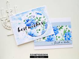 water color cards of watercolor cards the season