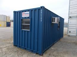 8 u0027 x 20 u0027 office container for sale a1 portables