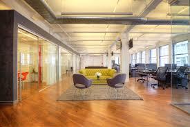 spivak architects bustle com headquarters open plan office