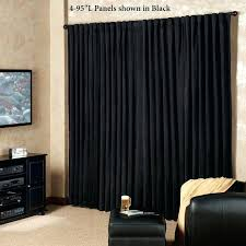 Chocolate Curtains Eyelet Bedroom Blackout Curtains Medium Size Of Blackout Curtains