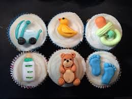 Home Made Baby Shower Decorations by Baby Shower Cupcakes Footprints Baby Shower Cupcakes Homemade