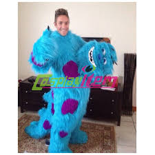 Sully Monsters Halloween Costume Costumes Cute Picture Detailed Picture Custom