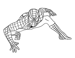 spiderman birthday coloring page top 20 spiderman coloring pages printable http procoloring com