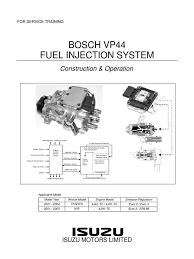 tf bosch vp44 fuel pump ver1 pump fuel injection