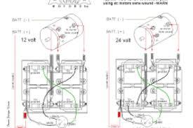 warn vr8000 wiring diagram wiring diagram weick