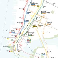 Massimo Vignelli Subway Map by Brooklyn Man Creates U0027complete U0026 Geographically Accurate U0027 Nyc