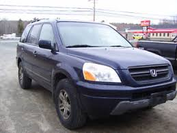 honda pilot buy or sell used and salvaged cars trucks in
