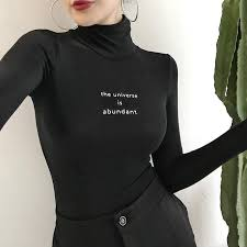 blouse tumbler itgirl shop universe is abundant slim cotton high neck blouse top