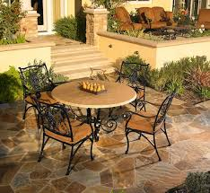 Lee Patio Furniture by Western Wrought Iron Patio Furniture