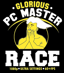 Meme Computer - glorious pc gaming master race funny game computer meme posters by
