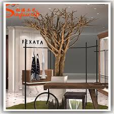 customized size plastic tree branch artificial tree