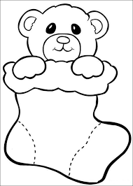 christmas coloring pages for kids u2013 festival collections