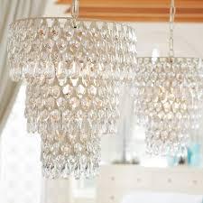 pottery barn teen lighting teardrop chandelier pbteen
