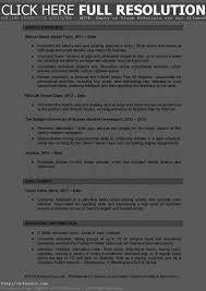 Resume Additional Information Likable Resume Music Ingyenoltoztetosjatekokcom Musical Template